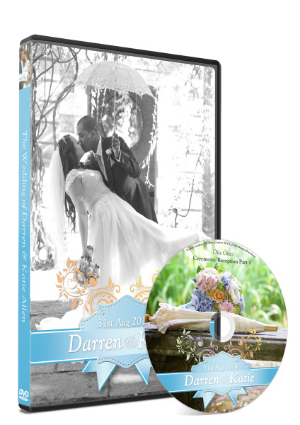 Darren+&+Katie's+DVD